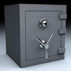 foto de caja fuerte servicios de cerrajería