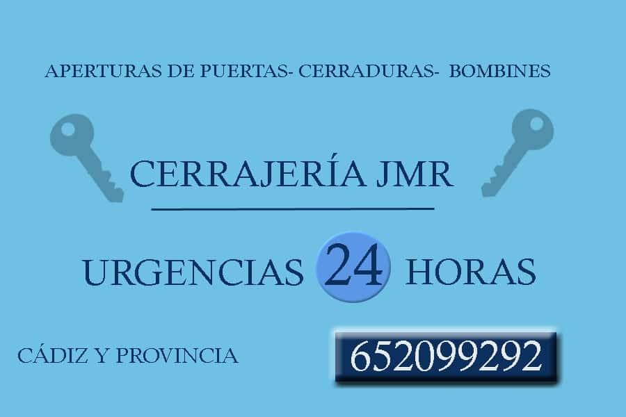 Cerrajeros Cádiz JMR